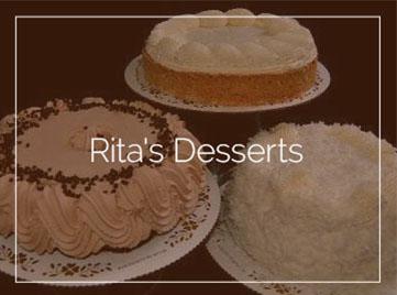 Rita's Desserts
