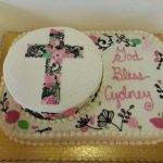 God Bless Custom Cake ocean city md