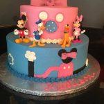 Disney characters cake desserts by rita