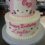 Birthday cake hello kitty custom cakes maryland