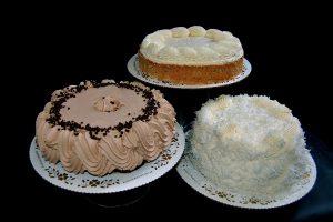Custom cakes by Rita