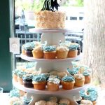 Cup Cakes Wedding Cake by Rita Havre De Grace MD