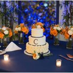 Creme Roses wedding cake custom desserts ocean city md