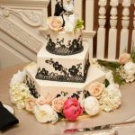 Lattice Wedding Cake by Rita Berlin MD