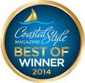 best of 2014 Coastal Style winner