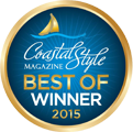 best of 2015 Coastal Style winner