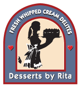 Desserts & Wedding Cakes | Desserts by Rita